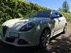 "Giulietta with QV skirts and 19"" 159 alloys"